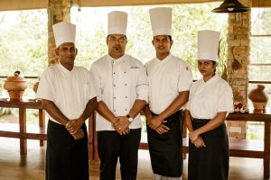 thaulle-resort-sri-lanka-ayurveda-cuisine-team