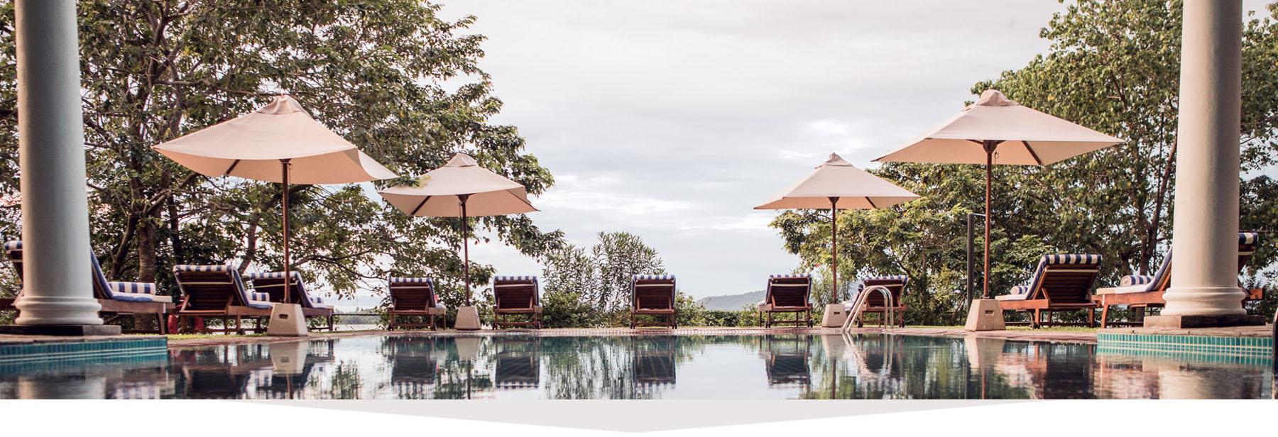 Welcome to Thaulle Resort in Sri Lanka | design hotel and ayurveda hotel